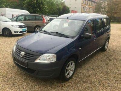 used Dacia Logan MCV 1.4 MPI