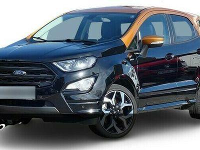 gebraucht Ford Ecosport EcoSport1.0 EcoBoost ST-Line