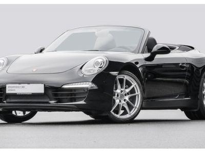 gebraucht Porsche 911 Carrera Cabriolet 991 Leder Navi PDCv+h