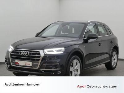 gebraucht Audi Q5 Sport 2.0 TDI qu. ACC LED AHK Kamera