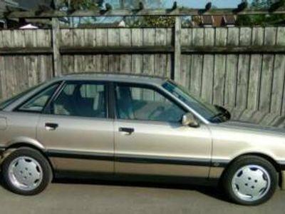 gebraucht Audi 90 B3 2,3E Automatik Alufelgen Velour...