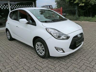 käytetty Hyundai ix20 1.6 Trend AUTOMATIK/KLIMA/PDC