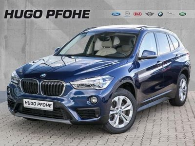 used BMW X1 xDrive20d Aut. Navigation / LED / Panorama