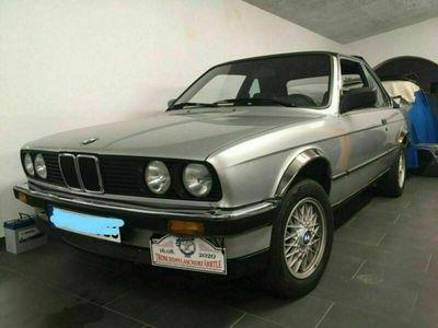 gebraucht BMW 316 Baur E30 Cabrioals Cabrio/Roadster in Baltmannsweiler