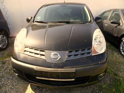 gebraucht Nissan Note acenta 1,4