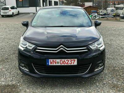 gebraucht Citroën C4 Lim. Selection, Euro-6, 1-Hand, 8-Fach-Alus