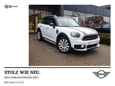 gebraucht Mini Cooper SD Countryman Aut. Wired NaviProf,Parkass