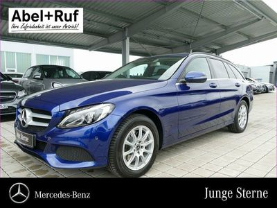 used Mercedes C220 - BENZd T LED PTS Navi EasyPack Fernlichtassist