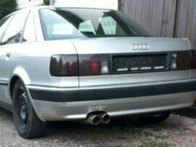 gebraucht Audi 80 B4 2,3 NG 5 Zylinder TÜV 03/21 tau...