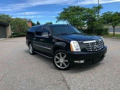 gebraucht Cadillac Escalade 6.2 Benzin Tauschen