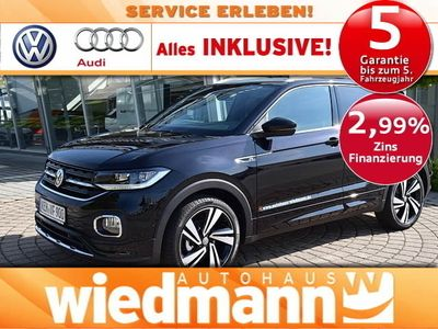 gebraucht VW T-Cross - Style 1.0l TSI OPF DSG
