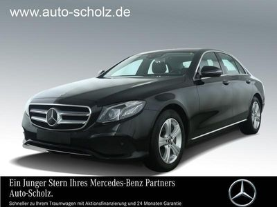 gebraucht Mercedes E200 4MA AVANTGARDE+MULTIBEAM+AHK+COMAND+BUSINE