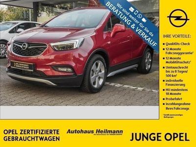 gebraucht Opel Mokka X Innov. 1.4 Turbo EU6d-T OPC-Line/ Voll-LED/Klimaautomatik/PDC/Allwetterreifen/Bluetooth