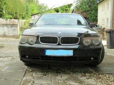 gebraucht BMW 745 E65 i V8 BJ 2002