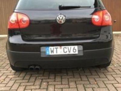 gebraucht VW Golf V VW2.0 GTI DSG FESTPREIS