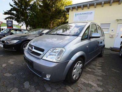 gebraucht Opel Meriva 1.7 CDTI Cosmo/Klimaaut./SHZ/Vollleder/Tüv-8.21