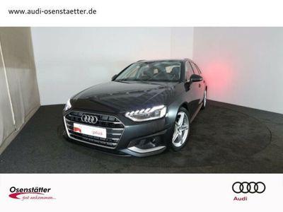 gebraucht Audi A4 Avant 35 TFSI advanced S-tronic LED Navi+ Std