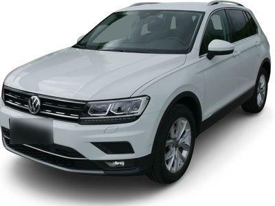 gebraucht VW Tiguan Tiguan2.0 TDI DPF DSG 4M HIGHLINE * AHK * BUSINESS-PREMIUM-PAKET * LED * NAVI * PARK ASSIST
