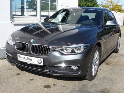 gebraucht BMW 320 d A Limousine