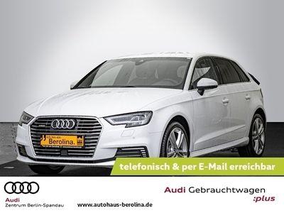 gebraucht Audi A3 Sportback sport 40 e-tron 204 PS S tronic sofort verfügbar