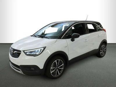 gebraucht Opel Crossland X Innovation Heizbare Frontscheibe+PDC+AGR+SHG+ALU