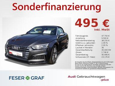 gebraucht Audi S5 Cabriolet 3.0 TFSI quattro