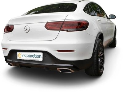 gebraucht Mercedes C400 GLC 400 d 4M Coupй AMG Spur-P./Night/LED/AHK