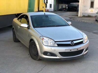 gebraucht Opel Astra Cabriolet twintop 2007