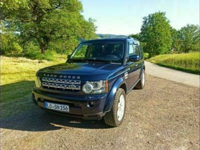 gebraucht Land Rover Discovery 4 Sdv6 HSE