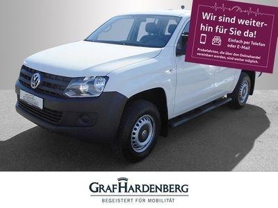 gebraucht VW Amarok 2.0 BiTDI AHK GRA Klima Einparkhilfe