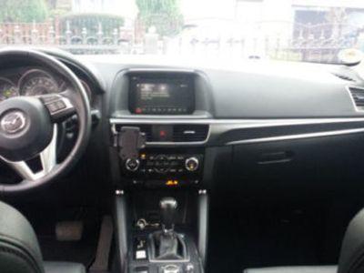 gebraucht Mazda CX-5 SKYACTIV-G 192 Drive AWD Sports-Line