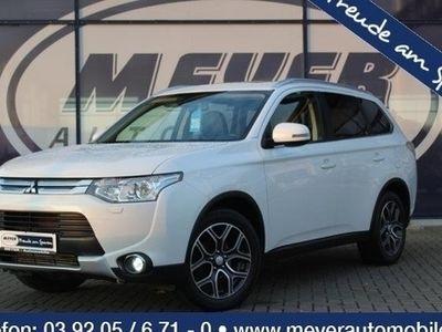 gebraucht Mitsubishi Outlander 2.2 DI-D 4WD Top Navi/Xenon/SHZ/ACC/Ka