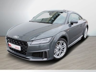 käytetty Audi TT Coupé S line