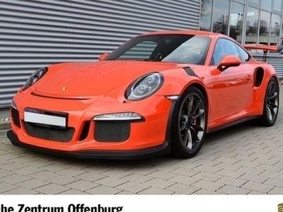 gebraucht Porsche 911 GT3 RS 991LED-Scheinwerfer, Chrono, Lavaorange