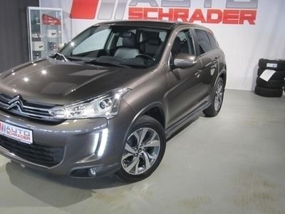 used Citroën C4 Airc HDi115 4WD Exclusive