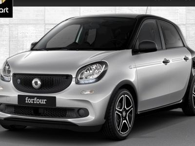 gebraucht Smart ForFour EQ 60kWed prime BRABUS cool&Media Sport