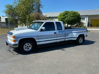 gebraucht Chevrolet C1500 Silverado 5,7 L V8 16 V Doppelkabine