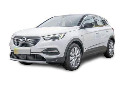 gebraucht Opel Grandland X 1.6T Plug-in-Hybrid 4x4 LED Navi Kam