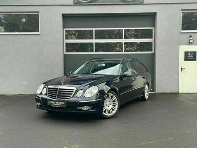 gebraucht Mercedes 320 T CDI,SH,AHK,Leder,Navi,TÜV neu ,Festpreis