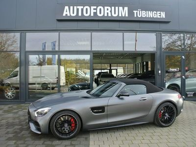 gebraucht Mercedes AMG GT C 4.0 Roadster *CARBON*PERF.-SITZE*