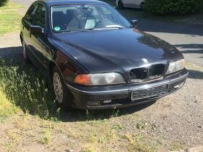 used BMW 523