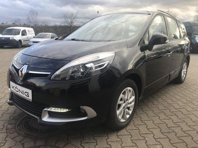 gebraucht Renault Grand Scénic Paris Deluxe TCe130 7-S