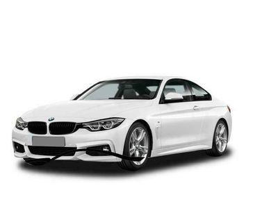 gebraucht BMW 430 430 i Coupe M Sport Navi Prof. Aut. Klimaaut. PDC