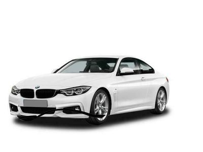 gebraucht BMW 430 430i Coupe M Sport Navi Prof. Aut. Klimaaut. PDC