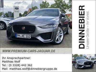 gebraucht Jaguar XE 2.0 SD4 R-DYNAMIC SE (180 PS)