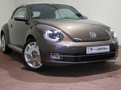 gebraucht VW Beetle Cabriolet 1.4 TSI Design *NAVI*XENON*