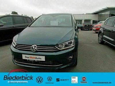 gebraucht VW Golf Sportsvan SOUND 1.4TSI KLIMA SHZ TEMPOMAT