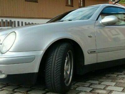 gebraucht Mercedes CLK200 shd szh Sport Automatic