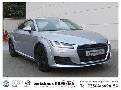 gebraucht Audi TT 2.0 TFSI Coupé *LED*GRA*PDC*