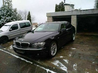 gebraucht BMW 740 i Top Zustand + Vollausstattung + Gasanlage